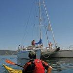 kayak y catamaran