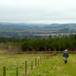 Surrounding countryside for great walks