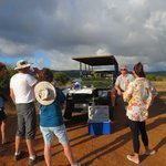 Sundowners at Shamwari Game Reserve