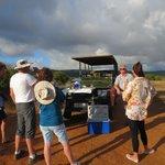 Sundowners at Shamwari Game Reserve