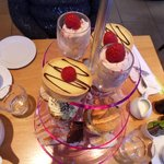 Afternoon tea - well yummy