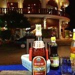 hotel behind angkor beer