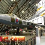 Vulcan - Used to deploy nuclear weapons during the cold war