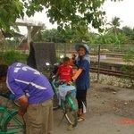 notre sympathique guide Napatthaorn