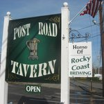 Post Road Tavern & Rocky Coast Brewing