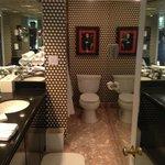 Super cool bathrooms