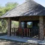 Our chalet lodge at GomoGomo
