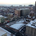 Views of Boston (Copley Sqaure)