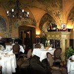 Main restaurant dining room