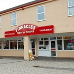 Pinnacles Fish & Chip Restaurant Seahouses Northumberland