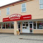 Pinnacles Fish & Chip Restaurant Seahouses Northumberland