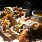 Mateo's Baja style fish tacos!