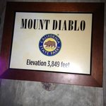 The summit! 3,849 feet!