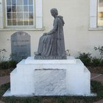 Tomb/Statue of Evangeline