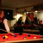 Pool Table & Darts