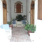Casale Panayiotis relaxing spot by the Spa