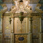 A Torah ark from Italy, early 18th century