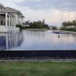 Endless pool. On the beach and peaceful