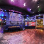 Whiskey Girl is located at the corner of 5th and G in the Gaslamp Quarter.