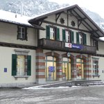 Meiringen train station