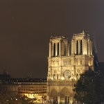 Vista a Notre Dame