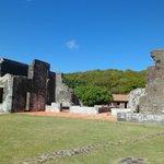 Des ruines de l'habitation