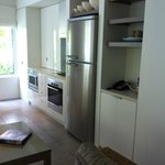 Kitchen two bedroom apartment