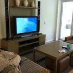 TV in loungeroom