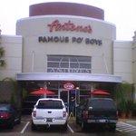 Antone's storefront