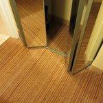 broken bifold closet doors