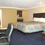Delux king suite
