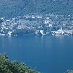Across Lake Como
