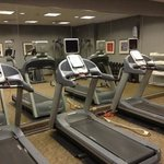 """all 3 treadmills """"out of order"""""""