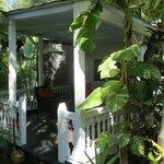 Bamboo Room Porch