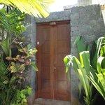 One Bedroom Villa 106 - Main Door