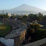 Mount Meru from Room 502 #1