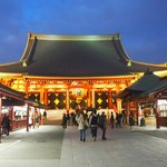 Sensoji in Asakusa Tour