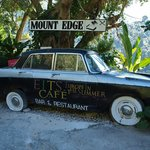 At Mount Edge Guest House in the Blue Mountains, Jamaica.