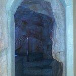 la grotta salina della spa