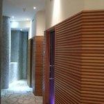 spa con sauna e bagno turco