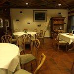 Restaurant im Landhausstil