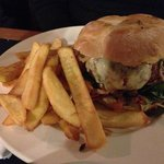 monster steak burger