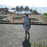 spiaggia proprietari vicino al diving