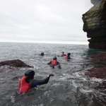 Amazing first coasteering experience - highly recommended!