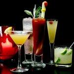 Exquisite cocktails