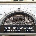 Michelangelo Florentine Leather