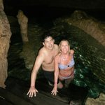 frogs mouth, a local cenote
