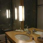 Ванная комната в двухместном номере