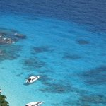Gorgeous water at Similan islands