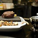Steak on The Stone